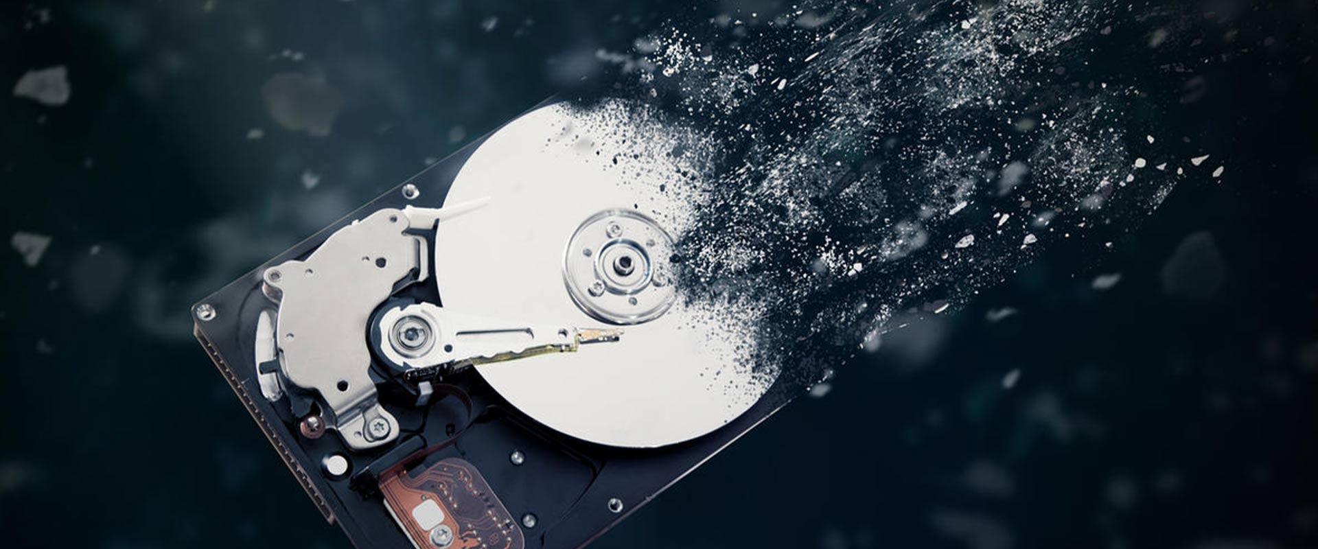 Free Hard Drive and SSD Erasing & Disposal